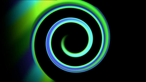 swirl thread ray light,curve,circle,round,laser time... Stock Video Footage