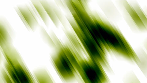 abstract reflection mirror debris flowing,flowing green... Stock Video Footage