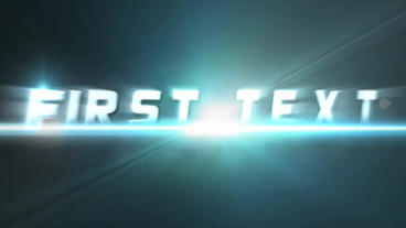 Cinematic Trailer Action After Effects Templates