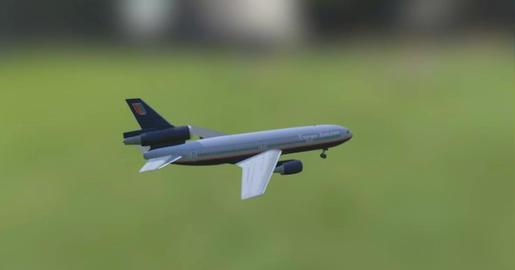 Dc 10 3D Model