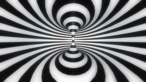 Hypnotic Torus Loop Animation