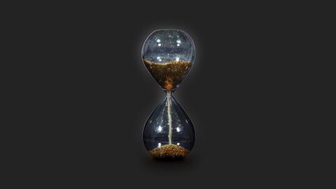 Sand Glass Or Hourglass 0