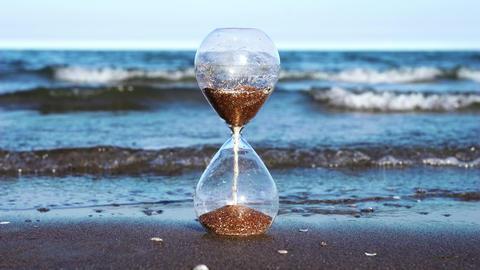 Sand Glass Or Hourglass 2