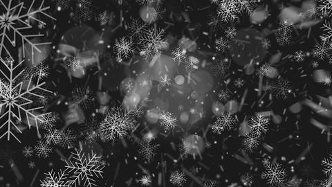 Snowflakes Light Transitions 2