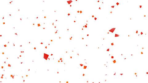 Confetti Colorful Single Color 2