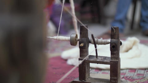 Rajasthani Textile Production - Commercial 0