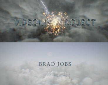 Two Epic Trailer After Effects Template