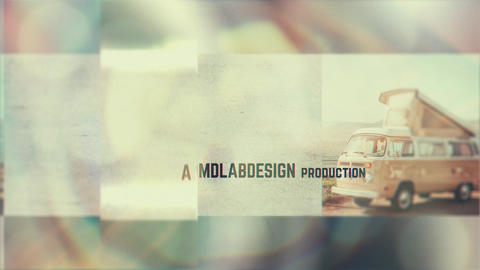 Prism After Effects Template