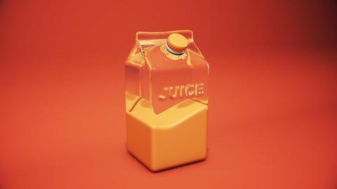 orange drink juice drink box drink orange carton juice carton box carton orange Animation