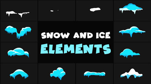 Snow And Ice Elements