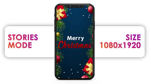 Christmas One Ae After Effects Template