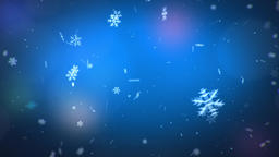 Colorful Snowflakes Backgrounds 0