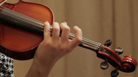 Violin Footage