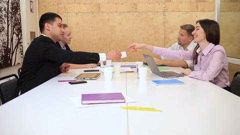 Business Meeting 1