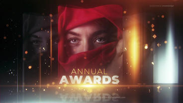 Award Slideshow After Effects Template