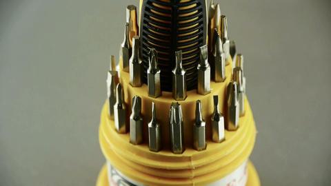 screwdriver tools Footage