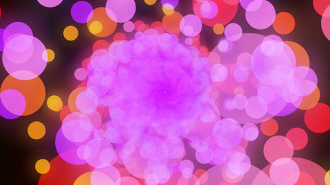 radial color Stock Video Footage