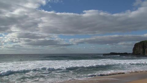 7 miles beach Footage