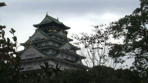 osaka castle slide Live Action