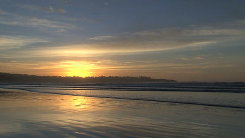Morning sunrise Stock Video Footage