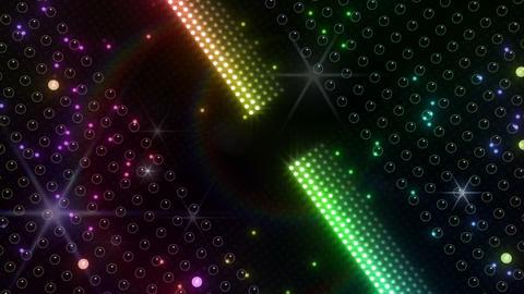 LED Wall 2 W Ib R HD Stock Video Footage