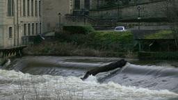 Water Torrent Stock Video Footage