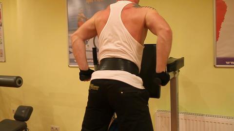 fitness 02 Footage