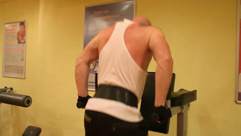 fitness 02 Stock Video Footage