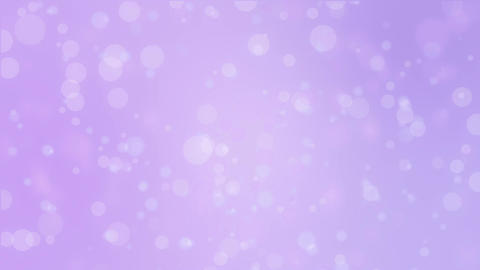 Purple bokeh holiday background Animation
