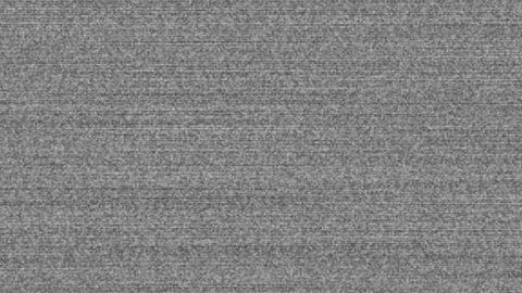 Seamless looped tv snow or noise background. Detuned analog televisor Animation