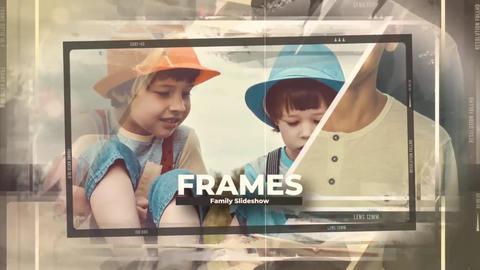 Kids Slideshows Memories AE - Family Slideshow Pack