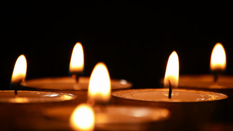 Candlelights, candles light Live Action