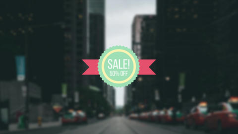 Sales Titles After Effects Template