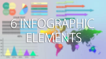 Infographics After Effects Projekt