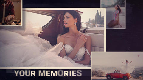 Your Moments Photo Slideshow After Effects Template