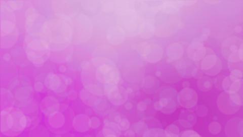 Romantic purple pink bokeh background Animation