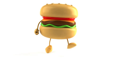 burger 1 Animation