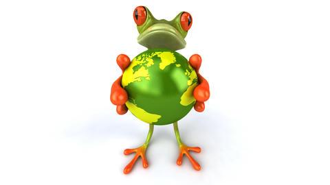 Frogworldb HD Stock Video Footage