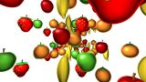 Fruits 1 stock footage