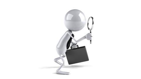 businessman 2 HD Stock Video Footage