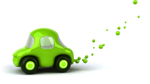 greencar1 Animation