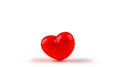 happy heart HD Stock Video Footage