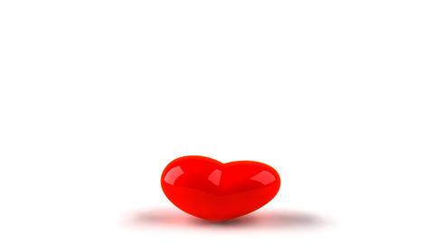 happy heart HD Animation