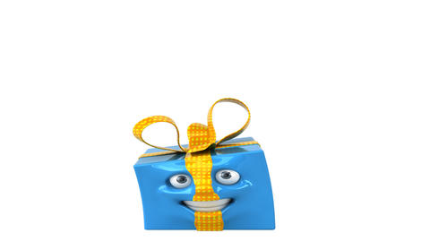 happy gift HD Animation