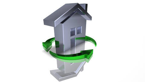 house recycle HD Stock Video Footage