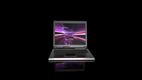 laptop Stock Video Footage