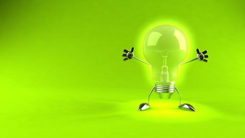 lightbulb Stock Video Footage