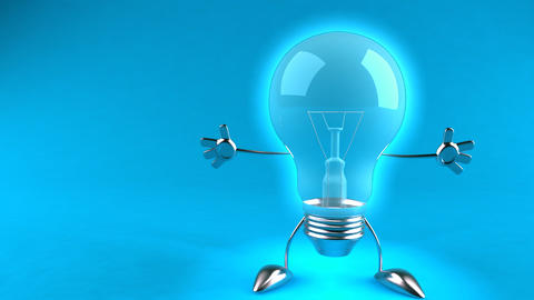 lightbulb2 Stock Video Footage