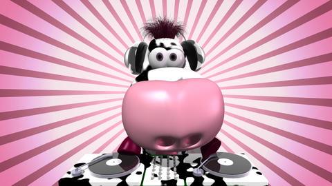 cow marjodj Stock Video Footage