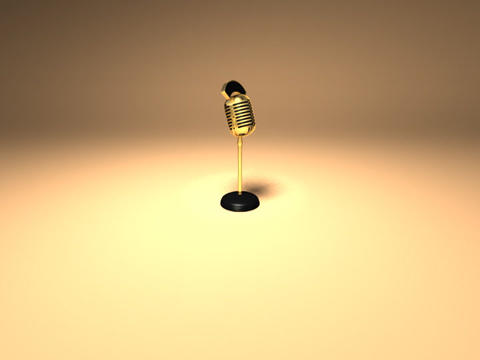 microphone Animation